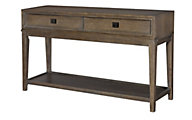 Hammary Furniture Park Studio Sofa Table