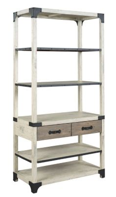 Hammary Furniture Reclamation Place Bookcase