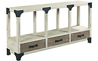 Hammary Furniture Reclamation Place Console Table