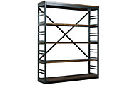 Hammary Furniture Franklin Etagere Bookcase