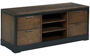 Hammary Furniture Franklin Entertainment Console