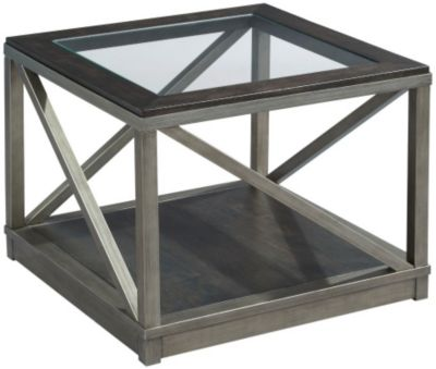 Hammary Furniture Jupiter Cube Coffee Table