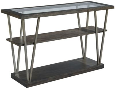 Hammary Furniture Jupiter Sofa Table