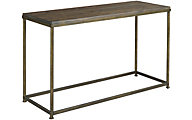 Hammary Furniture Leone Sofa Table