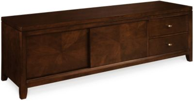 Hammary Furniture Tribecca 72-Inch Entertainment Console