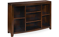 Hammary Furniture Tribecca Bookcase Console