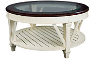 Hammary Furniture Promenade Round Coffee Table