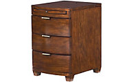 Hammary Furniture Chairsides Collection 3-Drawer Chairside Table