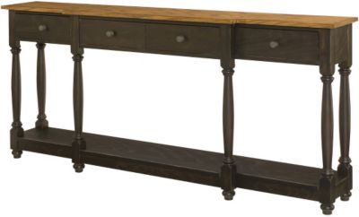 Hammary Furniture Hidden Treasures Four-Drawer Console
