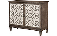 Hammary Furniture Hidden Treasures Nailhead Cabinet