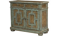 Hammary Furniture Hidden Treasures Door Cabinet