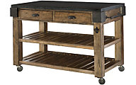 Hammary Furniture Hidden Treasures Kitchen Island