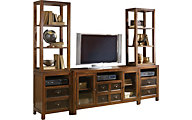 Hammary Furniture Mercantile Entertainment Center
