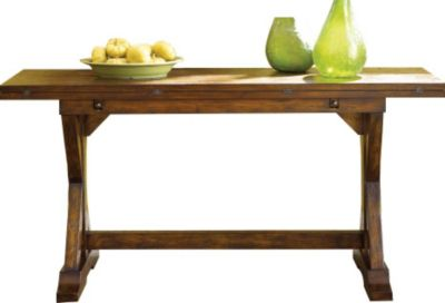Hammary Furniture Hidden Treasures Flip Top Console Table