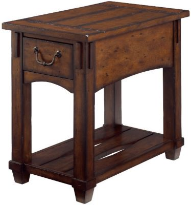 Hammary Furniture Tacoma Chairside Table
