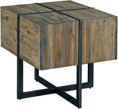 Hammary Furniture Modern Timber End Table