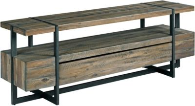 Hammary Furniture Modern Timber Entertainment Console