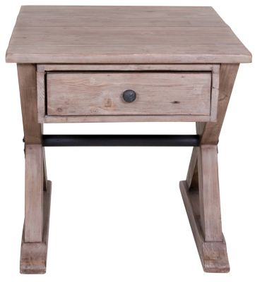 Hammary Furniture Reclamation Place End Table
