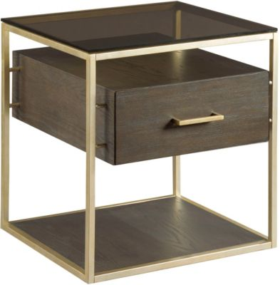Hammary Furniture Essence End Table W/Drawer
