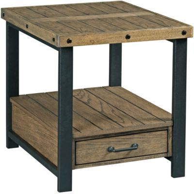 Hammary Furniture Workbench End Table