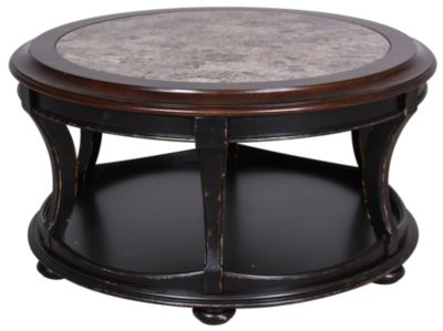 Hammary Furniture Dorset Round Coffee Table