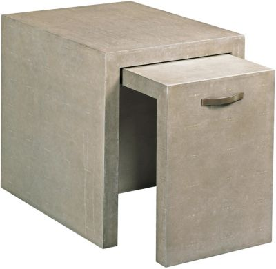 Hammary Furniture Modern Classics Nesting End Table