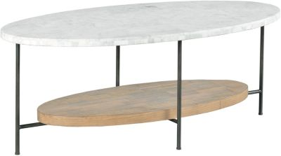 Hammary Furniture Madeira Oval Cocktail Table