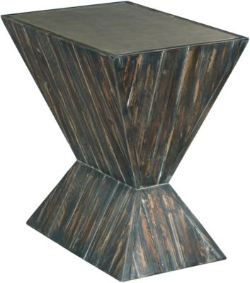 Hammary Furniture Hidden Treasures Angular Accent Table
