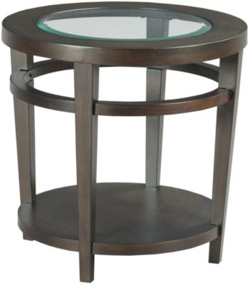 Hammary Furniture Urbana Round End Table