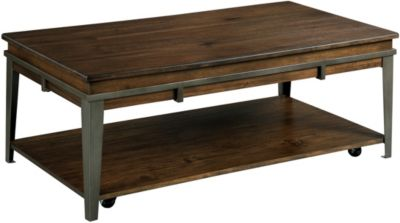 Hammary Furniture Composite Lift-Top Coffee Table