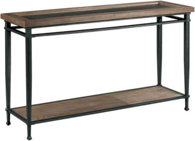 Hammary Furniture Austin Sofa Table