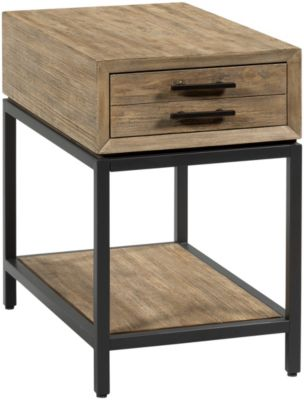 Hammary Furniture Jefferson Chairside Table