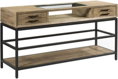 Hammary Furniture Jefferson Sofa Table