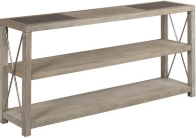 Hammary Furniture West End Sofa Table