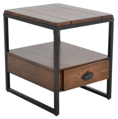 Hammary Furniture Baja End Table with Drawer
