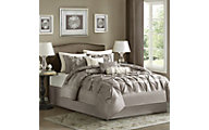 Hampton Hill Laurel 7-Piece Queen Comforter Set