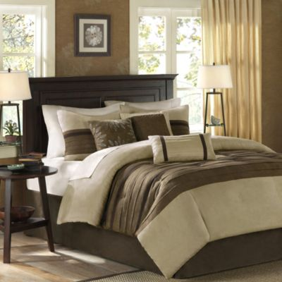 Hampton Hill Palmer 7-Piece King Comforter Set