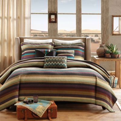 Hampton Hill Yosemite 6-Piece Full/Queen Quilt Set