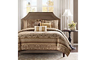 Hampton Hill Bellagio 6-Piece Full/Queen Quilt Set
