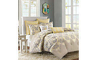 Hampton Hill Nisha 7-Piece Queen Comforter Set