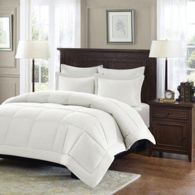 Hampton Hill Queen Microcell Down Alternative Comforter
