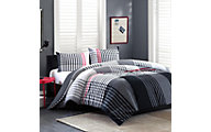 Hampton Hill Blake 3-Piece Full Comforter Set