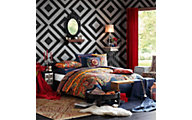 Hampton Hill Hollywood Boho 3 Piece King Comforter Set