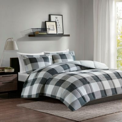Hampton Hill Barrett 3-Piece Queen Comforter Set