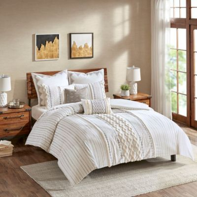 Hampton Hill Imani 3-Piece King Comforter Set