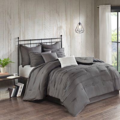 Hampton Hill Jenda 8-Piece King Comforter Set