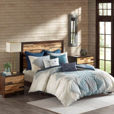 Hampton Hill Nova 3-Piece Queen Comforter Set