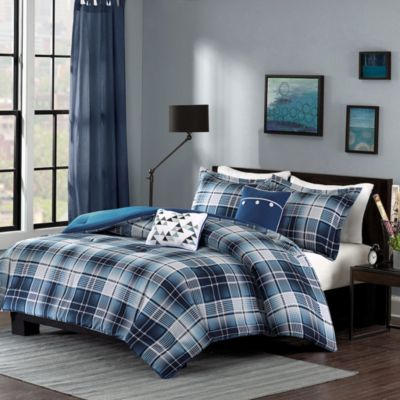 Hampton Hill Camilo 4-Piece Twin Comforter Set