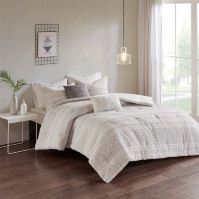 Hampton Hill Lizbeth 5-Piece Queen Comforter Set