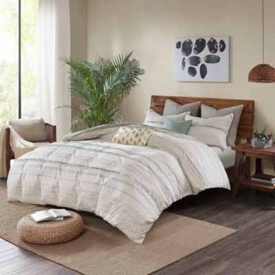 Hampton Hill Nea 3-Piece Queen Comforter Set